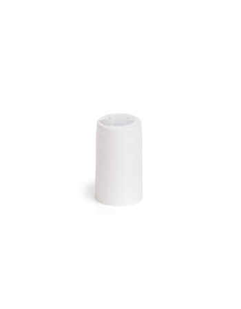 Retractable PVC Caps White