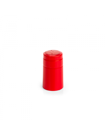 Retractable PVC Caps Red