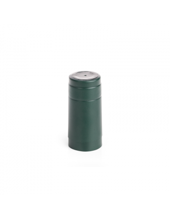 Retractable PVC Caps Green