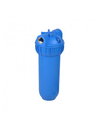 "Vaso Vazio 10"" Azul - R.150"