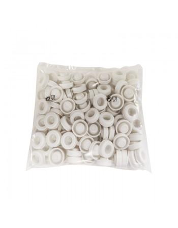 Plastic Capsules Ø 29 White