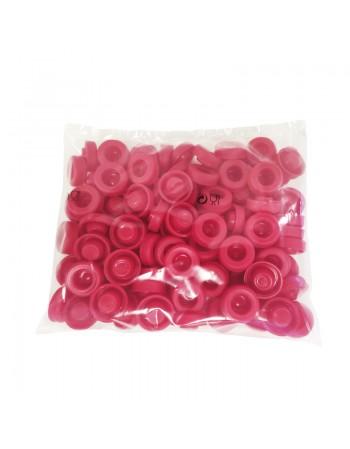 Plastic Capsules Ø 29 Red