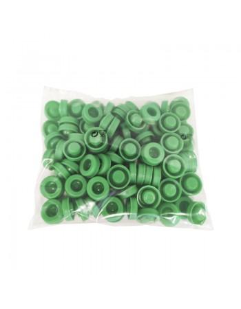 Cápsula Plástica Ø 29 Verde